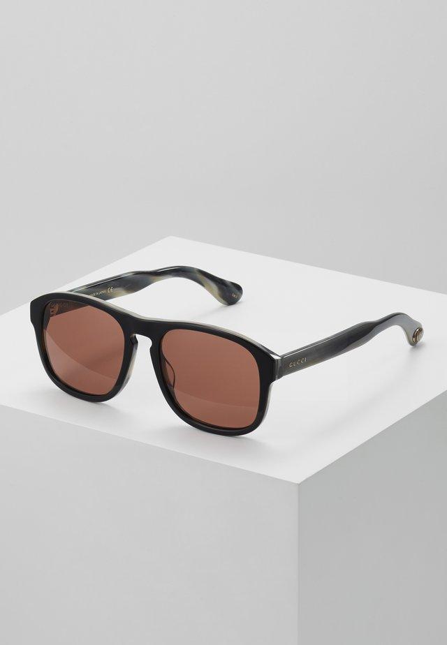 Solbriller - black/grey/brown