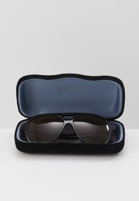 Gucci - Sunglasses - black/yellow/brown - 3