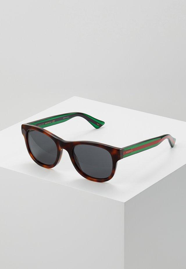 Solglasögon - havana/green/grey