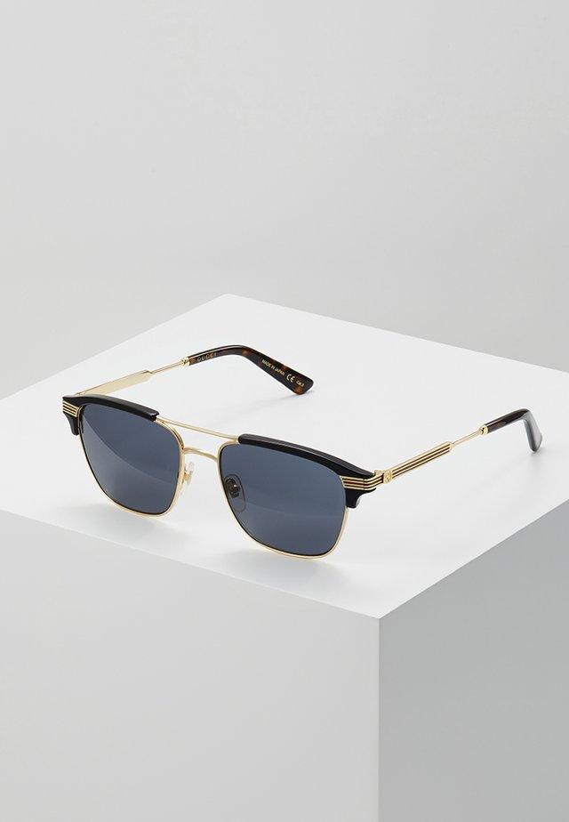 Okulary przeciwsłoneczne - gold-coloured/grey