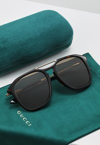 Gucci - Sunglasses - havana/gold/brown - 2