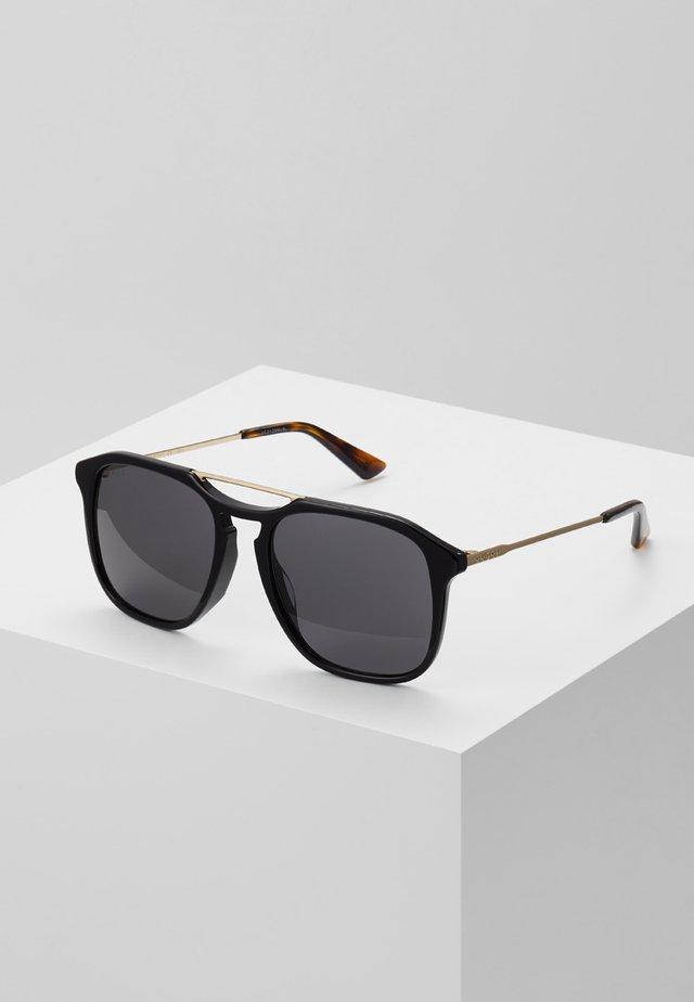 Sonnenbrille - black/gold/grey