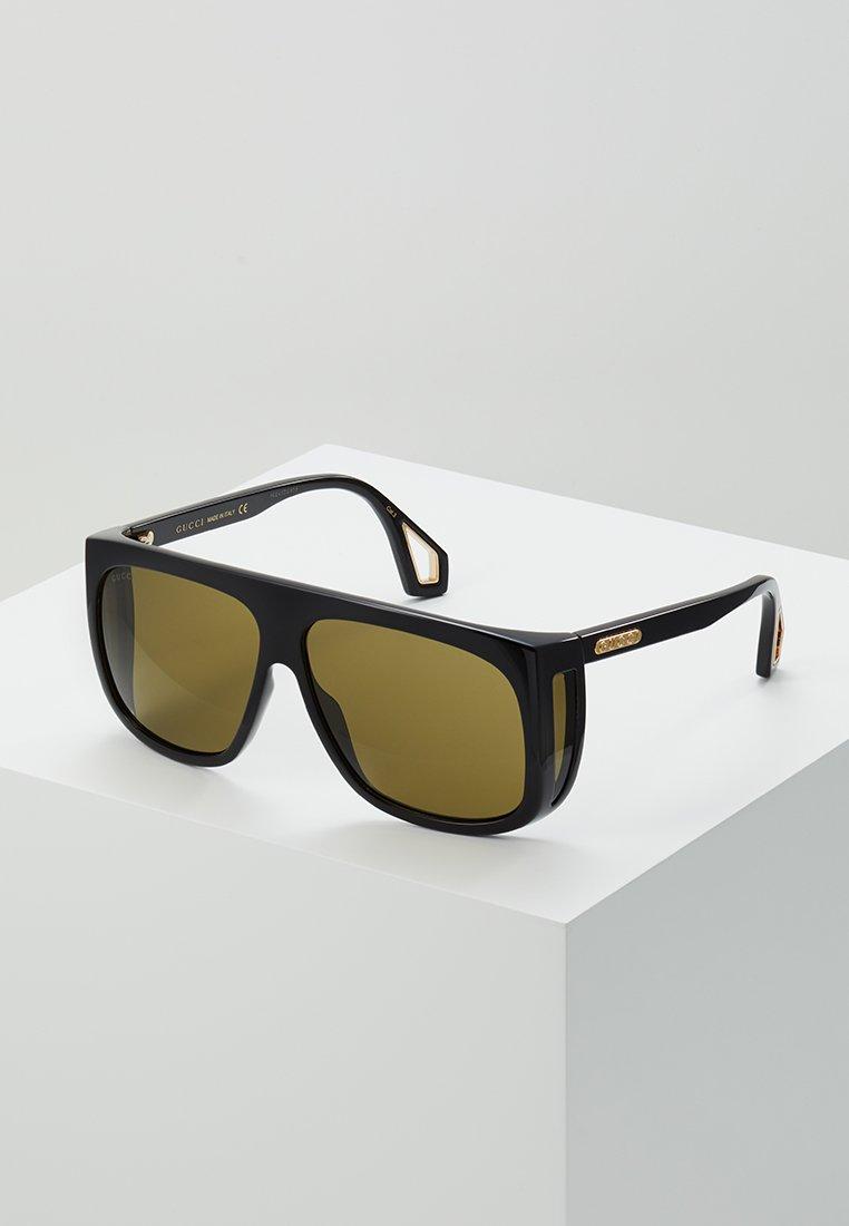 Gucci - Sunglasses - black/green