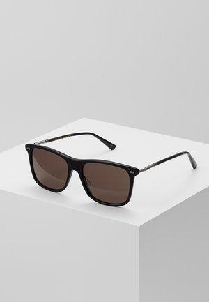 Sunglasses - black/ruthenium/grey