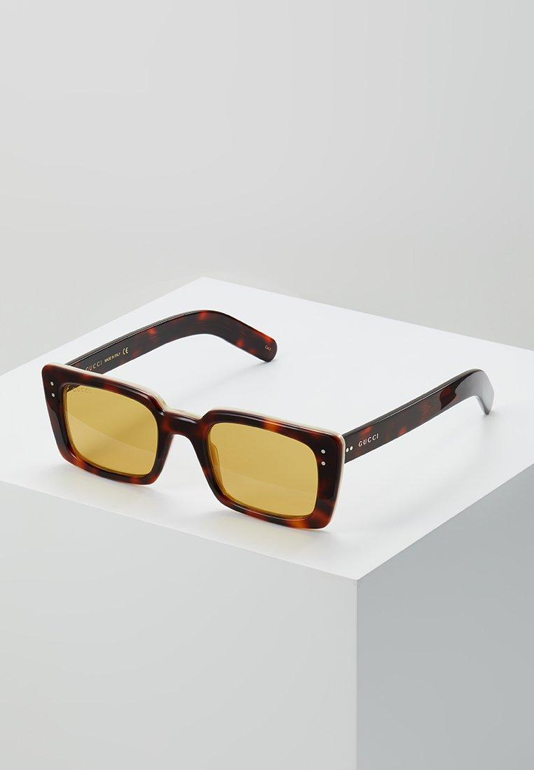 Gucci - Sonnenbrille - havana brown