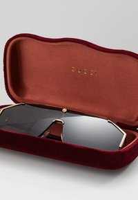 Gucci - Sunglasses - gold/black/grey - 2