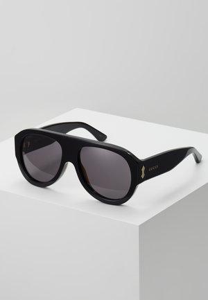 Occhiali da sole - black/black/grey