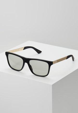Zonnebril - black/ivory/grey