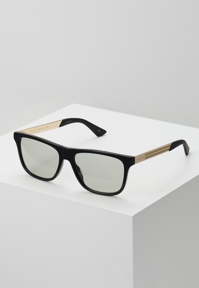 Solbriller - black/ivory/grey