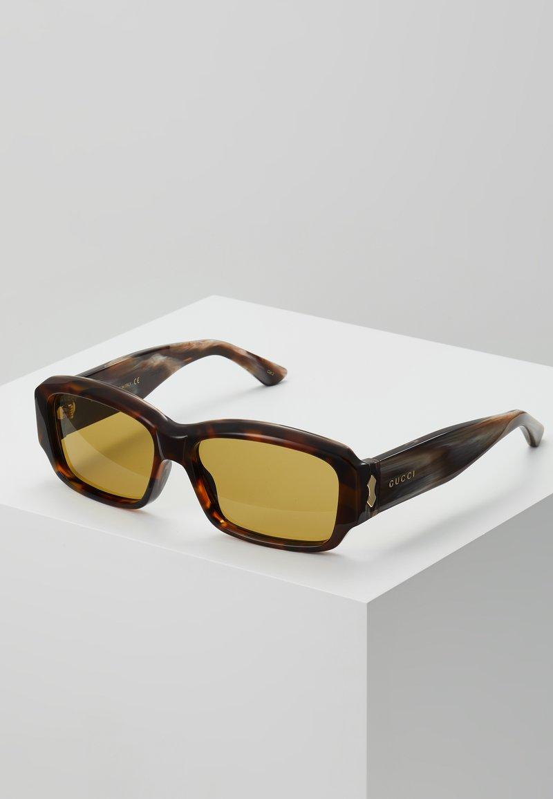 Gucci - Sunglasses - brown