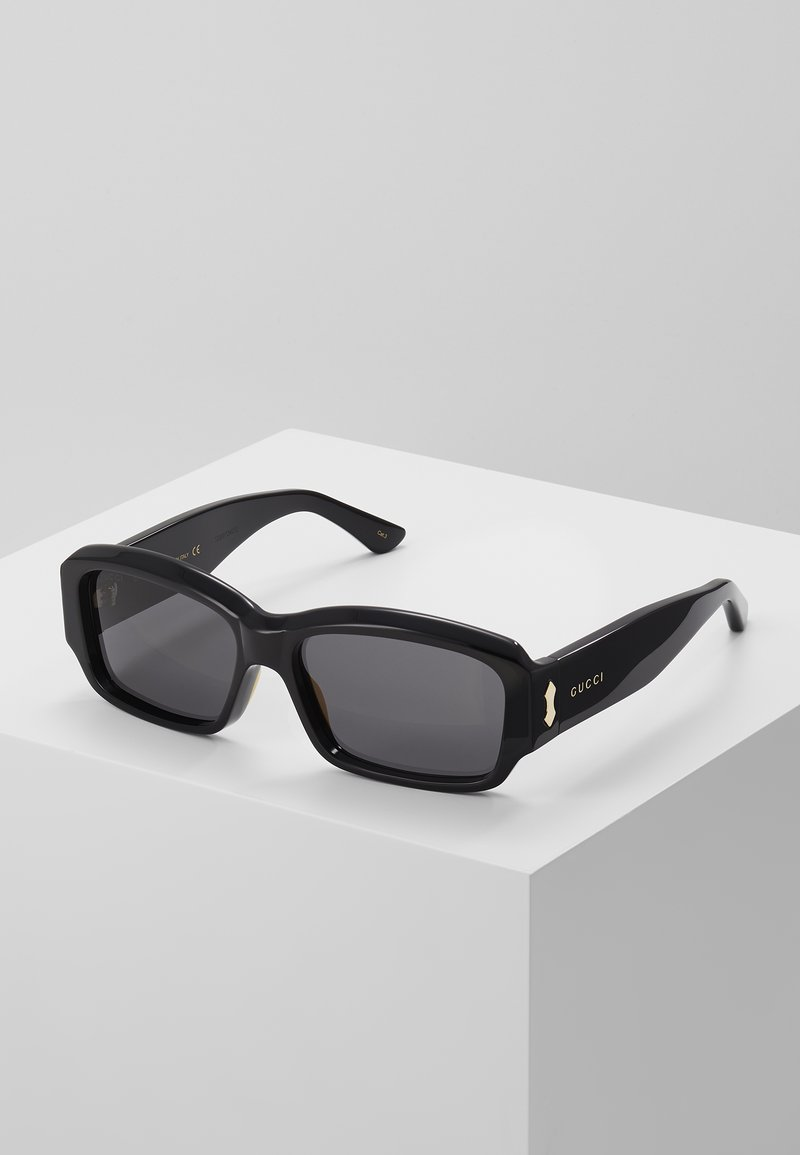 Gucci - Sunglasses - black/black-grey