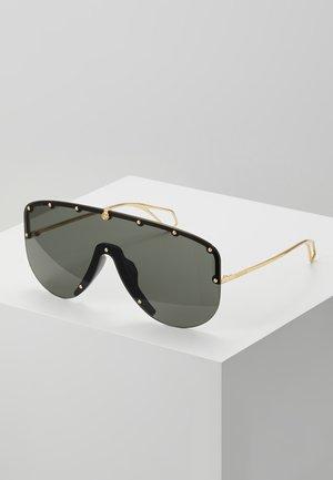 Sluneční brýle - gold-coloured/grey