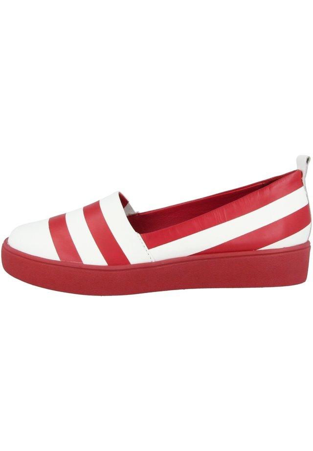 SCHUHE LILLI - Ballet pumps - red combi (g32164-875-401)
