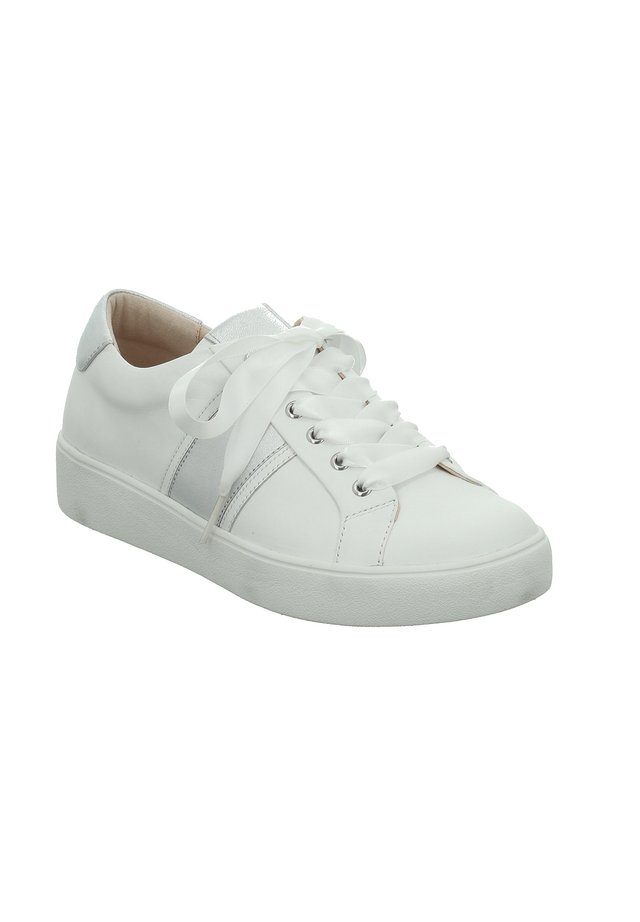 LILLI - Trainers - weiss-silber