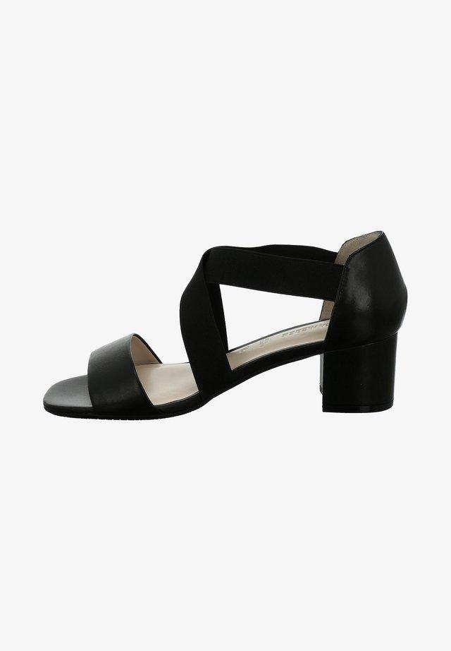 FARO - Sandals - schwarz