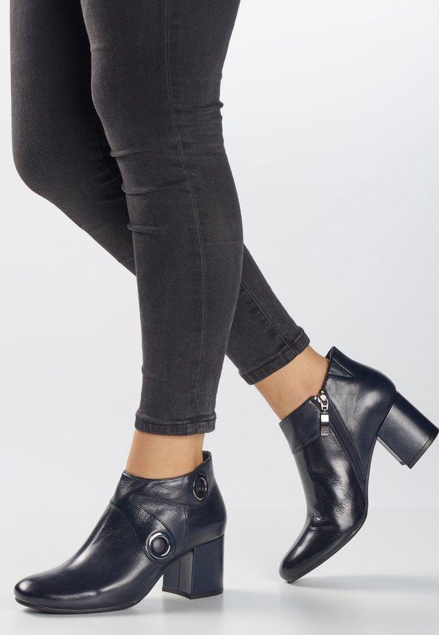 VOCAB - Ankle boots - blue