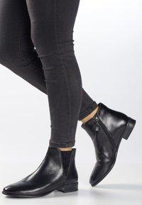 Gerry Weber - SENA - Classic ankle boots - black - 0