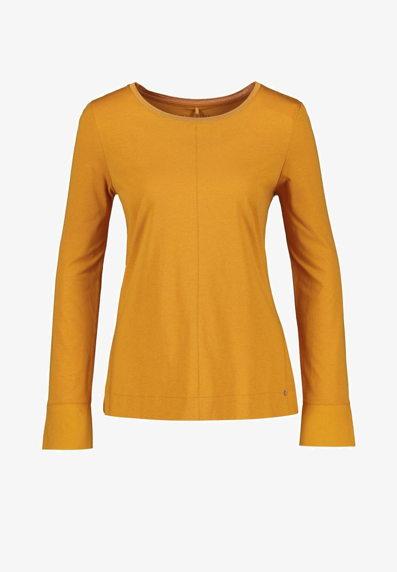 Gerry Weber - 3/4 SLEEVE - Langarmshirt - golden yellow