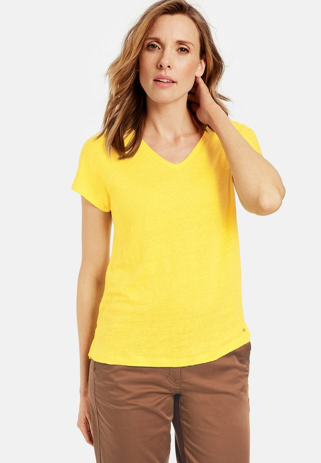 T-Shirt basic - citrus