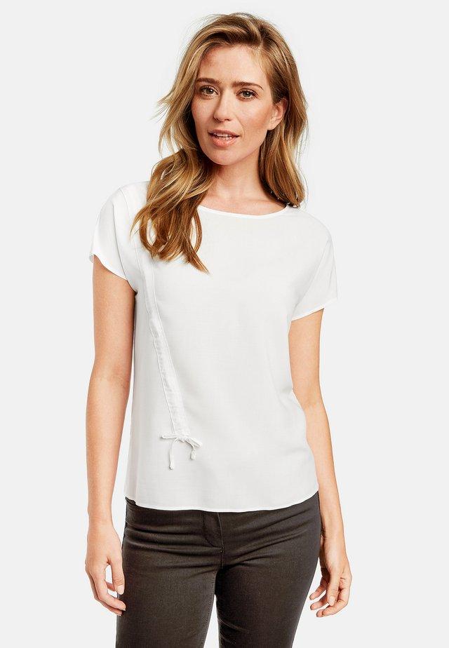 MIT RAFFUNG - T-shirt imprimé - off-white