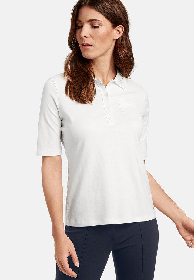 3/4 ARM - Polo shirt - off-white