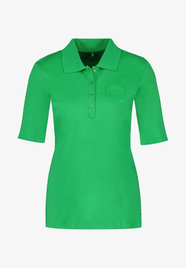 3/4 ARM - Polo - Island green