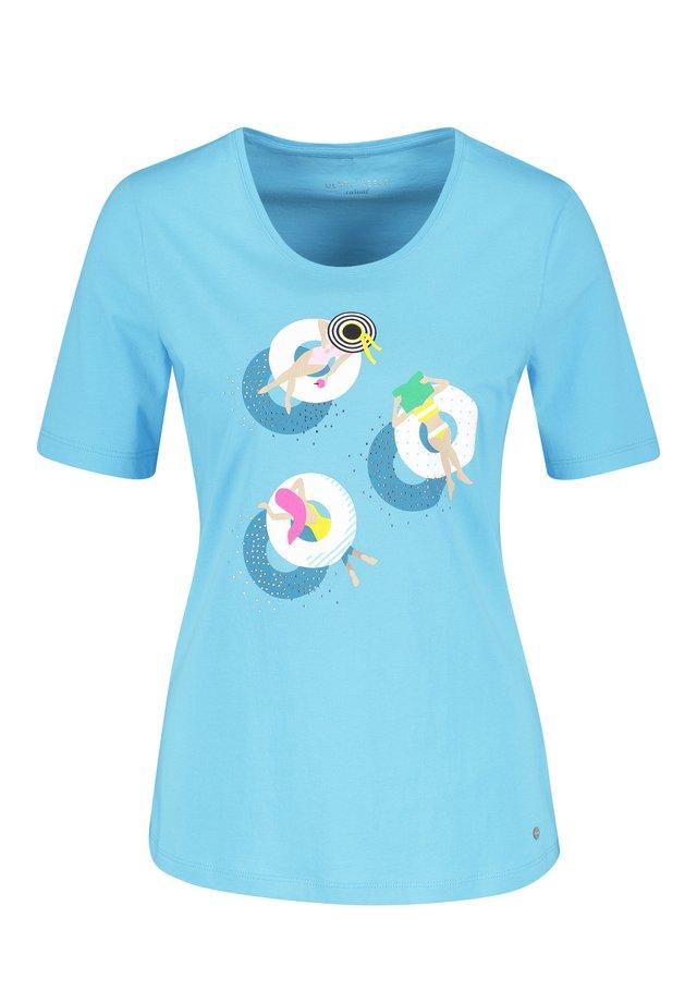 T-shirt imprimé - poolside