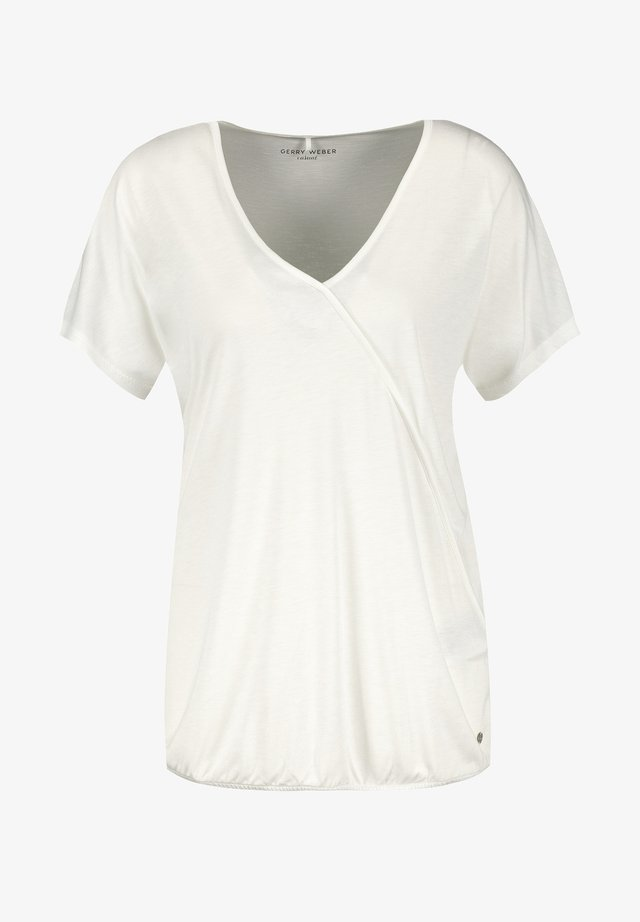 T-shirt basic - off-white