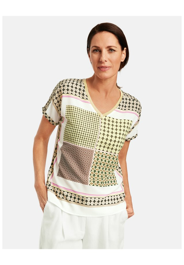 MIT PATCHMUSTER - Blouse - multi-coloured