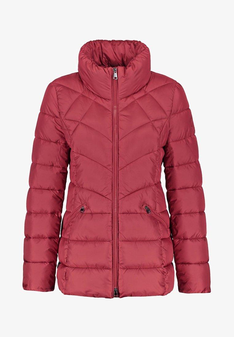 Gerry Weber - MIT STEHKRAGEN - Winter jacket - red