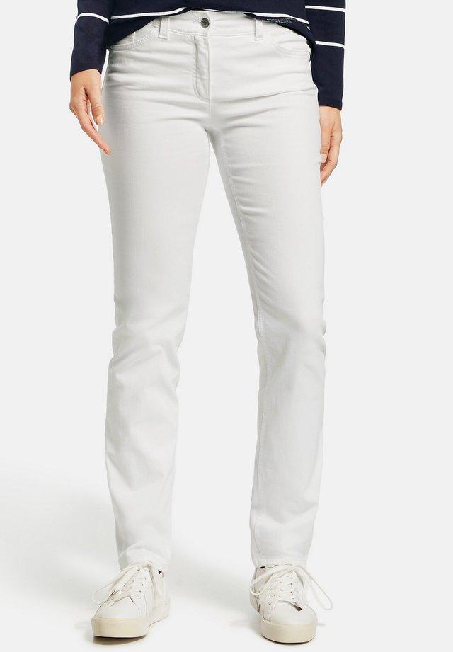 BEST4ME - Jeans Slim Fit - white