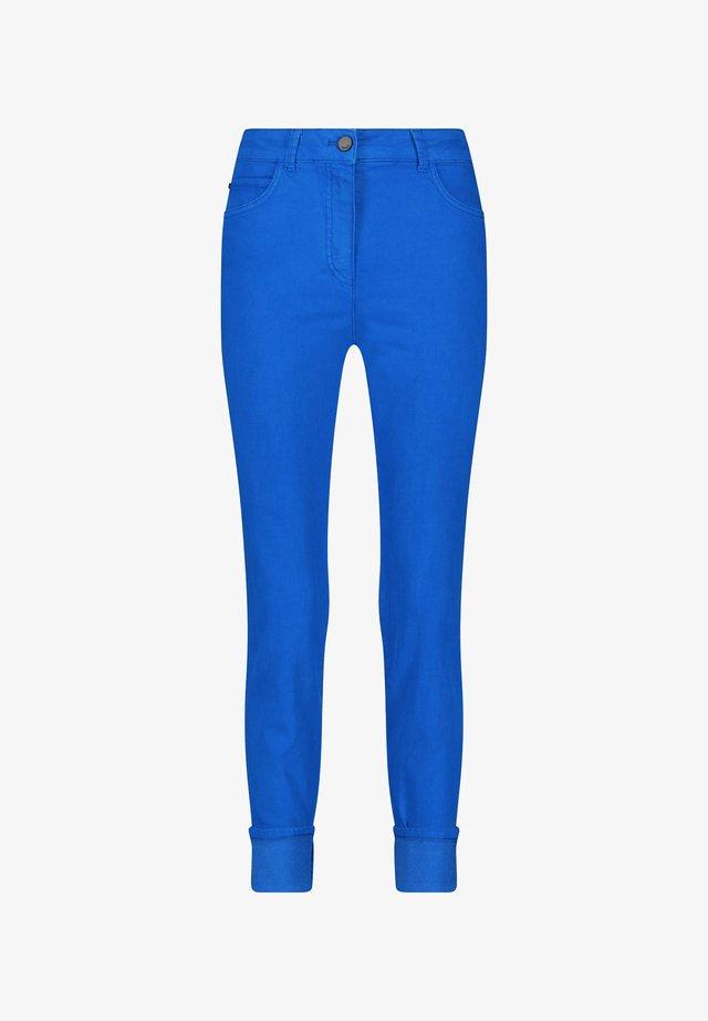 Jeans Slim Fit - kobalt