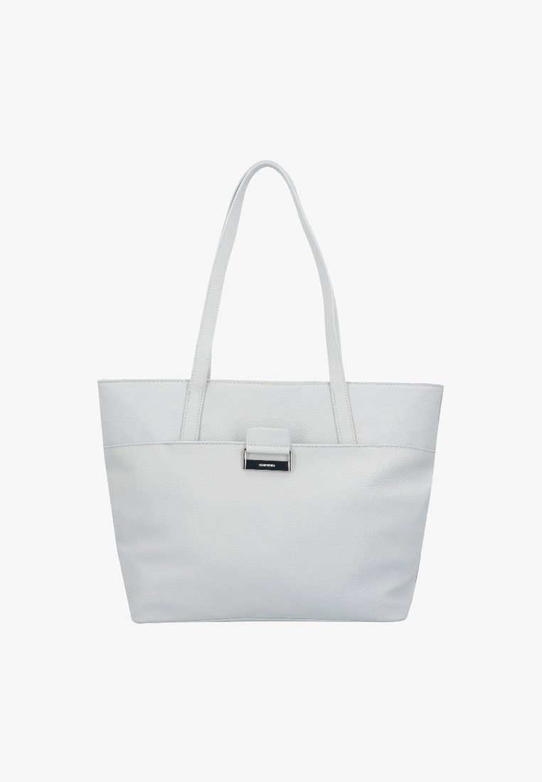Gerry Weber - TALK DIFFERENT - Tote bag - light grey