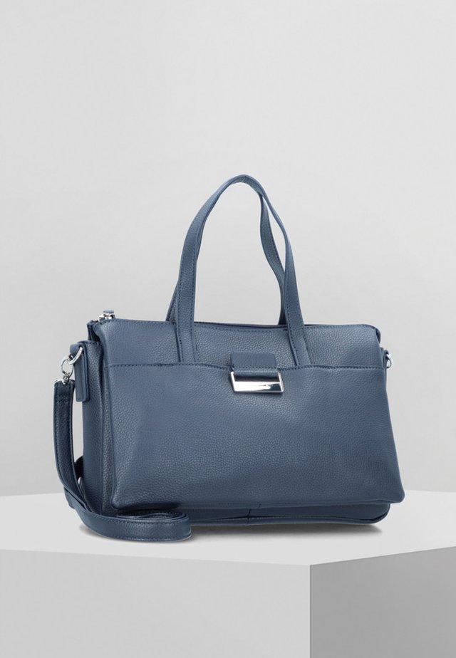 TALK DIFFERENT II - Handbag - darkblue