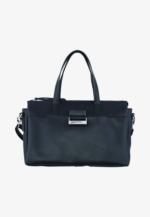 TALK DIFFERENT II - Handbag - black