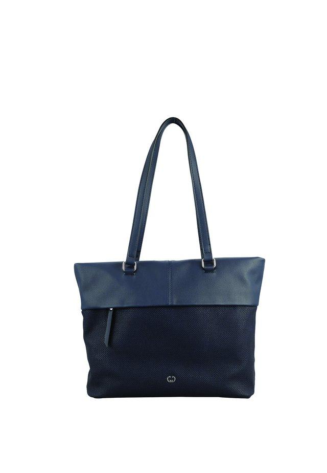 Tote bag - darkblue