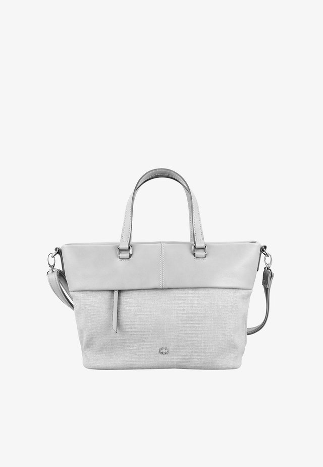 KEEP IN MIND  - Handbag - lightgrey