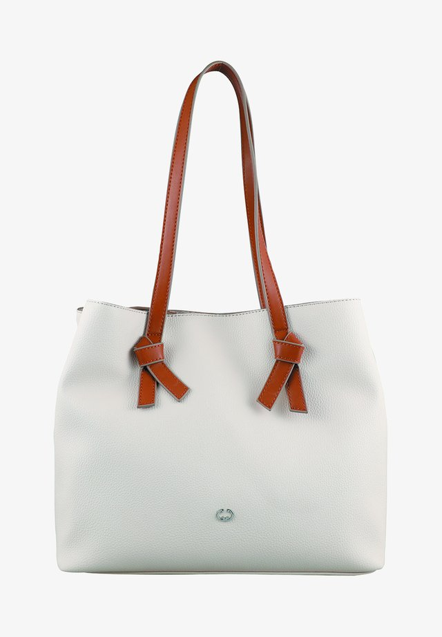 LOVELY DAY - Tote bag - offwhite