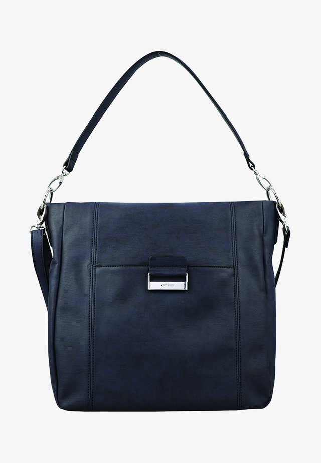 BE DIFFERENT HOBO  - Handbag - darkblue