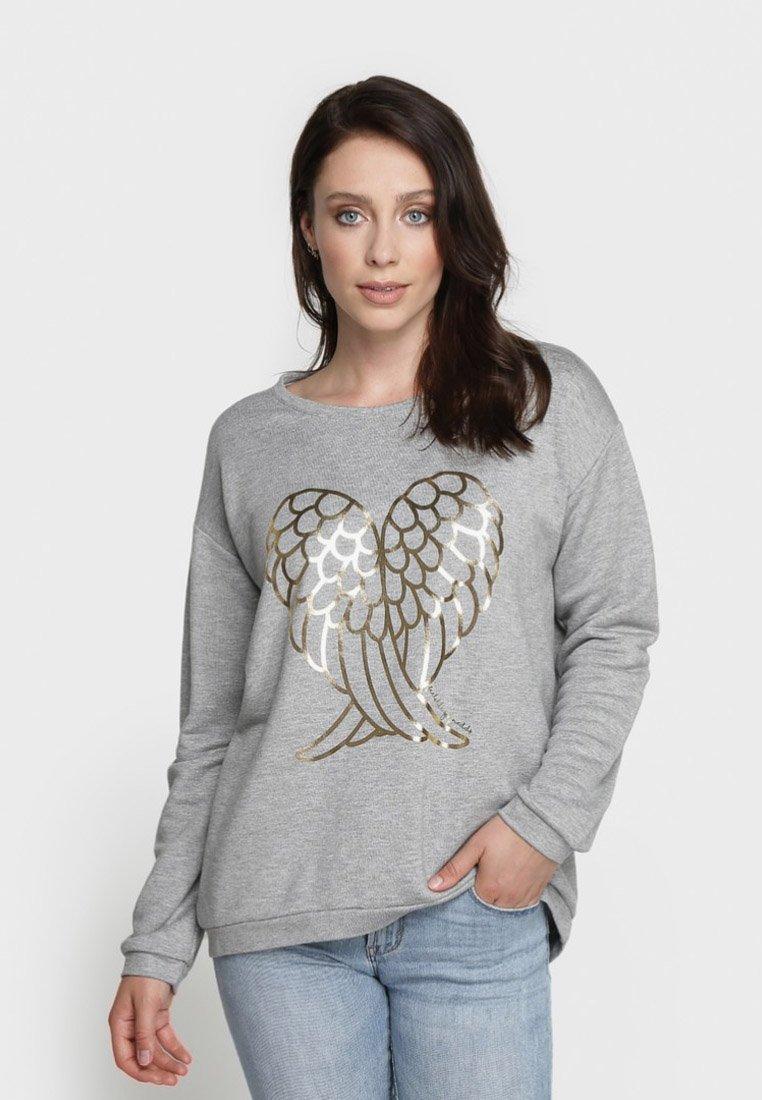 Gwynedds - Sweatshirt - grey melange