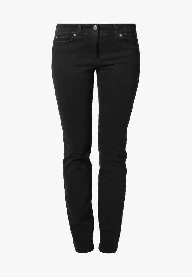 ROXY - Straight leg jeans - dark grey