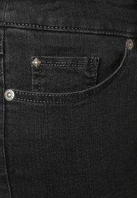 Gerry Weber Edition - ROXY - Straight leg jeans - dark grey - 4