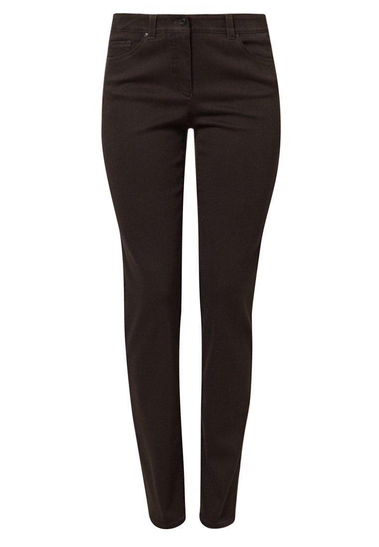 Gerry Weber Edition - ROXY - Straight leg jeans - braun