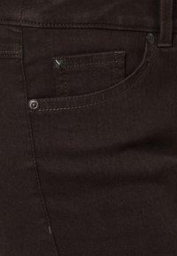 Gerry Weber Edition - ROXY - Straight leg jeans - braun - 5