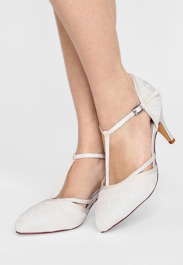JASMINE - Bridal shoes - ivory