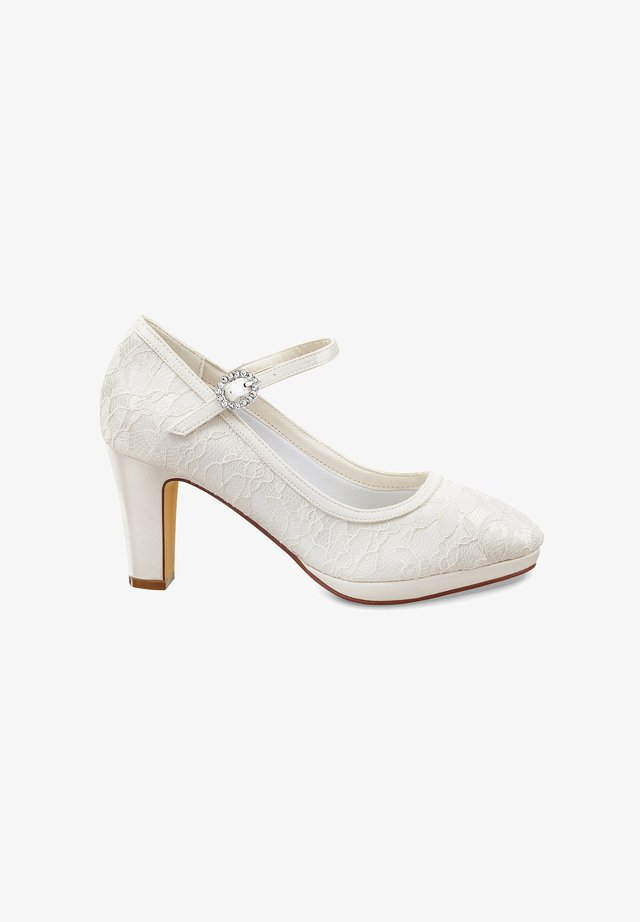 ALLESIA - Bridal shoes - ivory