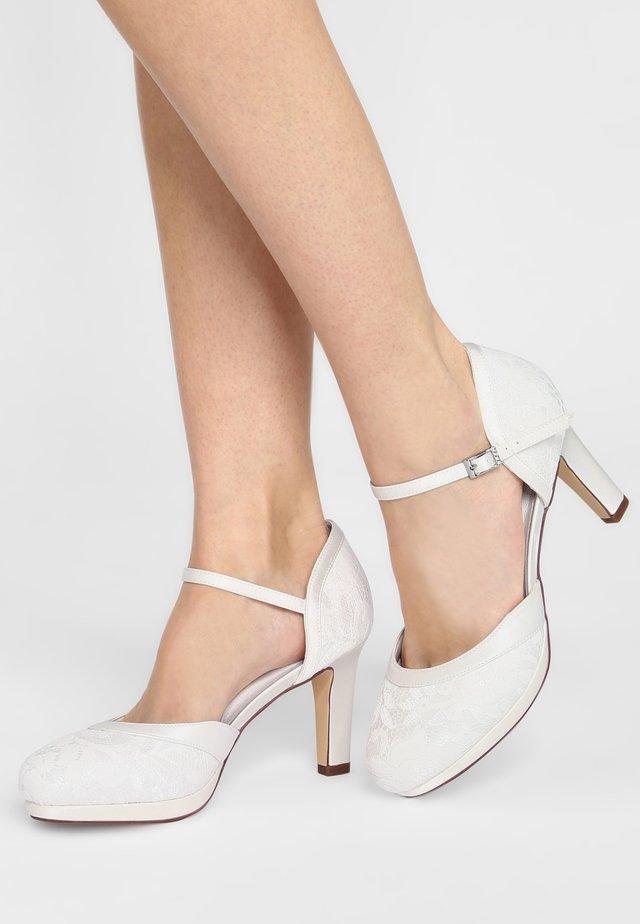 REGINA - High heels - ivory
