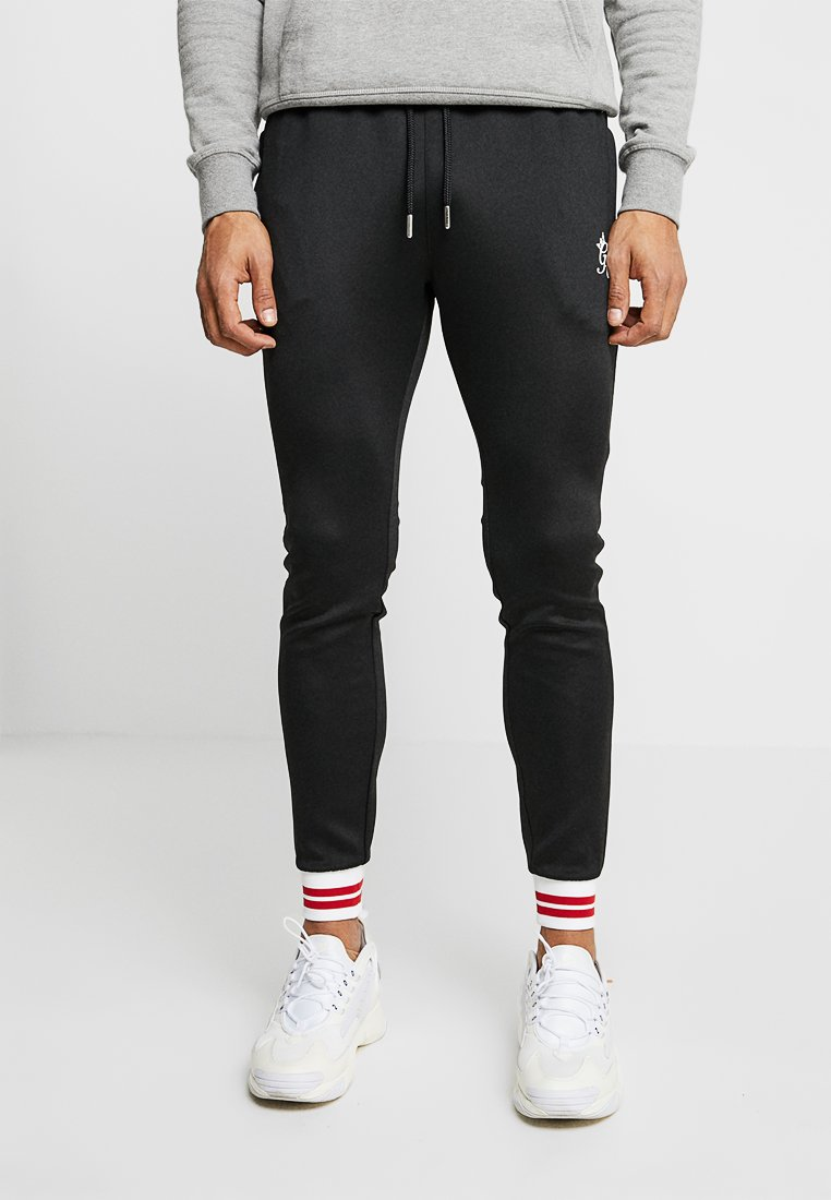 Gym King - RICE - Tracksuit bottoms - black