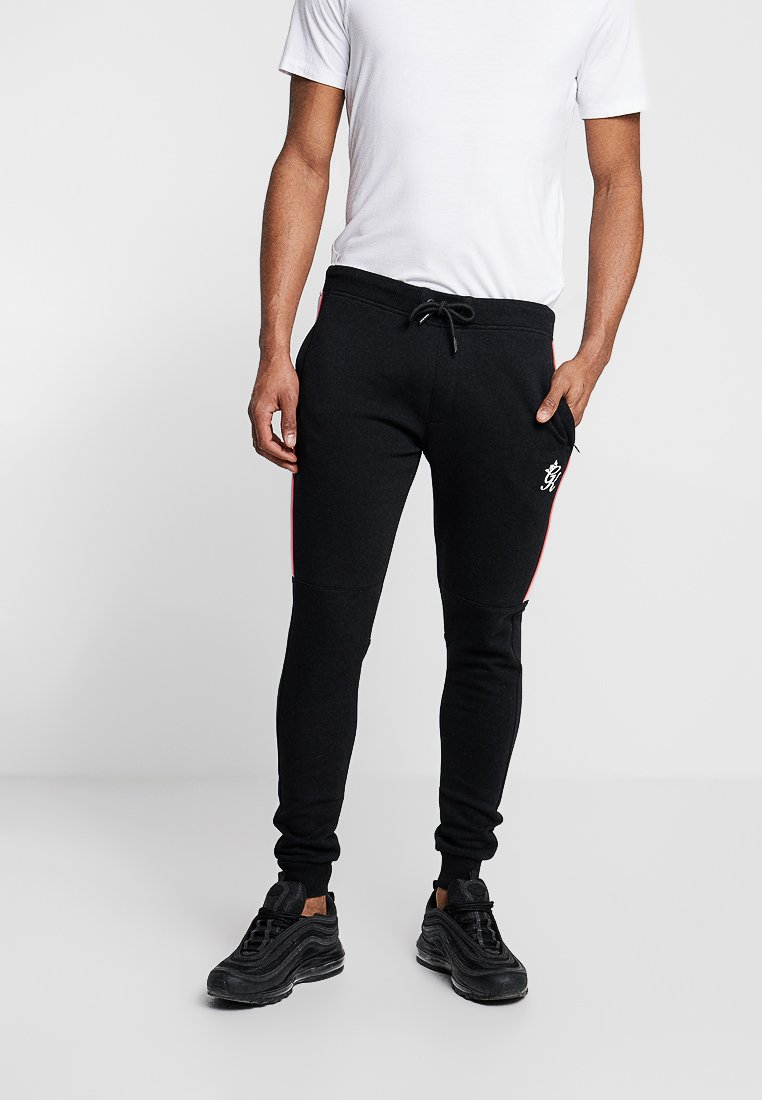 Gym King - CREA - Pantalon de survêtement - black/charcoal