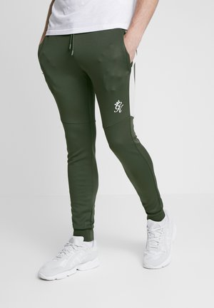 CORE PLUS TRACKSUIT BOTTOMS - Trainingsbroek - forest/stone